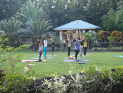 Yoga, Course, yoga retreat, vacation, holiday, vacanze, ritiro yoga, Camiguin, resort, Nypa Style Resort, Philippines