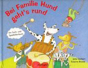 "Cover ""Bei Familie Hund geht's rund"", Esslinger"