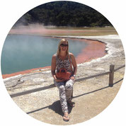 Korinne Algie travel Rotorua New Zealand