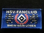 Aufnäher Fanclub