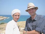 Een interessante opgraving op Kreta van mijn broer Jan