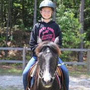 Summer Camp for horse crazy Girls in South Carolina