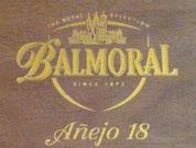 Balmoral Anejo 18