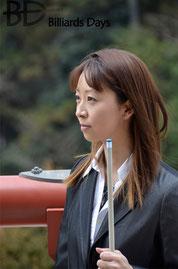 佐原弘子・女流球聖