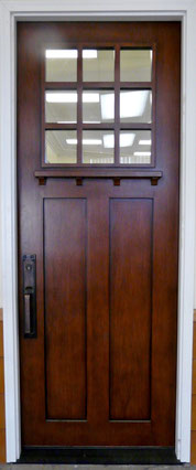 Prehung Door Photo 8-0