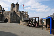Die Burg Greifenstein in der gleichnamigen Gemeinde Greifenstein im Ortsteil Greifenstein gelegen, lädt zum Besuch von Burg und Glockenmuseum  ein. Hoch über dem Dilltal gelegen reicht der Blick weit ins Umland.