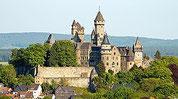 Schloss Braunfels im Lahntal gelegen