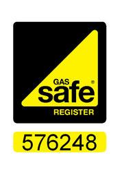 gas safe logo registration number