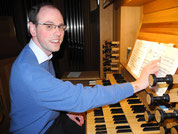 Roman Künzli (Orgel)