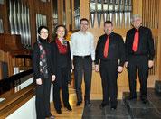 Organistenquartett Pfäffikon-Freienbach