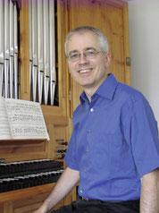 Martin Hobi (Orgel)