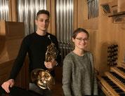 Marcel Üstün & Deborah Züger