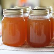 zuckerfreie Marmelade ohne Zucker, Konfitüre, Rezept ohne Zucker, Ananas-Marmelade, Pfirsich-Marmelade zuckerfrei
