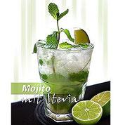 Mojito ohne Zucker, zuckerfrei, Stevia, Cocktail