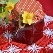 zuckerfreies Erdbeermarmelade ohne Zucker, Marmelade ohne Zucker, zuckerfreie Rezepte für Konfitüre
