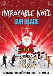 Incroyable Noel sur glace asnieres 2014