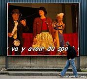 Spectacle pour enfants et la famille - saison 2008-2009 - LES GUIGNOLOS Cie théâtrale jeune public - www.lesguignolos.fr