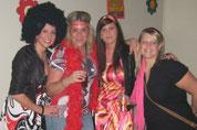 70er Jahre Party 2012