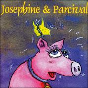 """""""Josephine&Parcival"""" - Die Abenteuer einer Sau aus der Unterkuhle,  für 5-12 J. und Erw."""