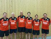 Andreas Büchel, Reinhold Becker, Klaus Hartwig, Andreas Wingenfeld, Andre Kratochvil, Michael Wischner