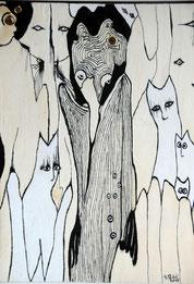 Les habitants de la forêt, n°7