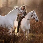 Pferdeshooting Winter