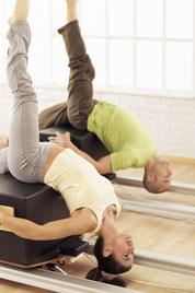Formation Pilates Reformer Avancée