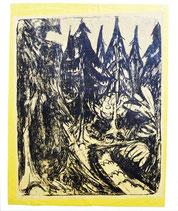 Ernst Ludwig Kirchner (1880 - 1938) Limit: 15.000 € | Zuschlag: 20.000 €