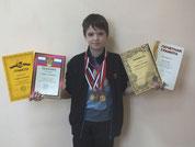 Агафонов Дмитрий, 6 класс