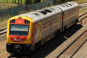 Darra to Springfield - QLD Rail