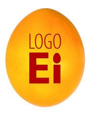 Logo Ostereier, Ostereier mit druck, Ostereier mit Logo, Ostereier  bedrucker, Ostereier farbig, Ostereier bedrucken lassen