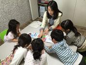 幼稚園・保育園児の英語クラス(奈良)