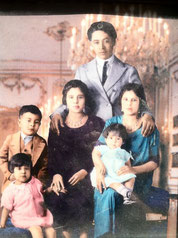 mis abuelos en denver 1920