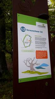 verwunschene Orte in der Rhön