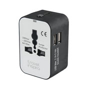 Travel Inspira Universal Travel Plug Adapter