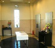 ホール 収骨室