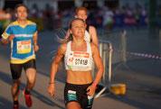 Julia Mayer Wien Energie Business Run Laufen 1. Platz Schnellste Dame 2017
