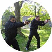 Einsatzgruppe, SEK, Schußwaffe, Fortbildung, SDS Sicherheitsdienst
