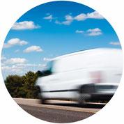 Kurrierdienst, Spezialdienst, Transporter, pünktlich, schnell, SDS Sicherheitsdienst