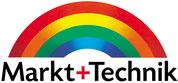 Logo Markt+Technik Verlag
