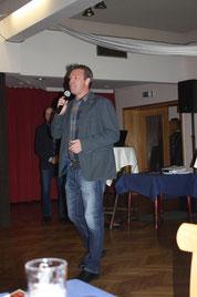 Durch die Veranstaltung führte Moderator Heinrich Heinenberg.