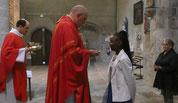 Confirmation à St Melaine Mx