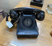 Black Desk Phone  $45.00