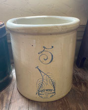 Red Wing 5 Gallon Crock $95.00