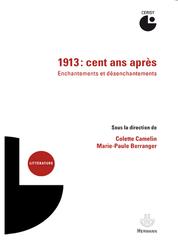 1913: cent ans après