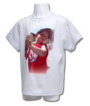"T-Shirt Basic ""blanc"" enfant"