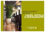 plantes naturelle pour restaurant et hôtel