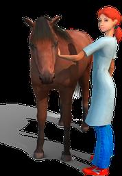 Charakter Art 01 Meine tierischen Patienten und ich 3D