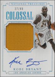 KOBE BRYANT / Colossal - No. CJS-KB  (#d 37/49)