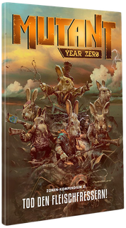 Mutant Year Zero: Tod den Fleischfressern